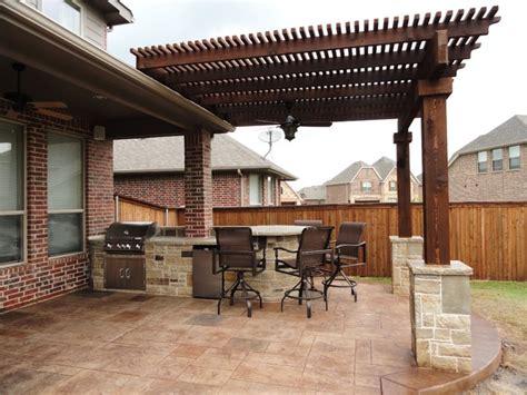 outdoor kitchen designs dallas trophy club tx traditional patio dallas by dallas