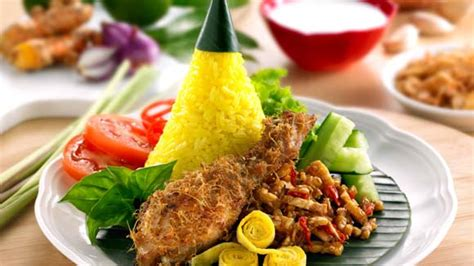 ara membuat nasi kuning pin rebus 3 1 facile per bambini on pinterest