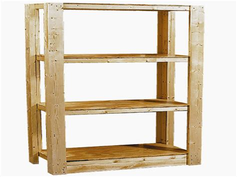 Free Standing Garage Plans by Build Garage Storage Standing Wall Shelf Free Standing