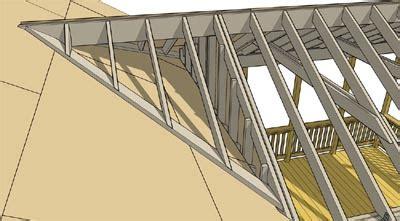 Cross Gable Roof Framing Pics For Gt Gable Roof Addition Framing