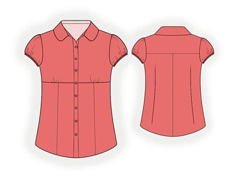 blouse sewing pattern 8004 made to measure sewing blouse sewing pattern 4059 made to measure sewing