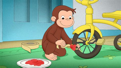 curious george curious george valentine s special airs feb 9