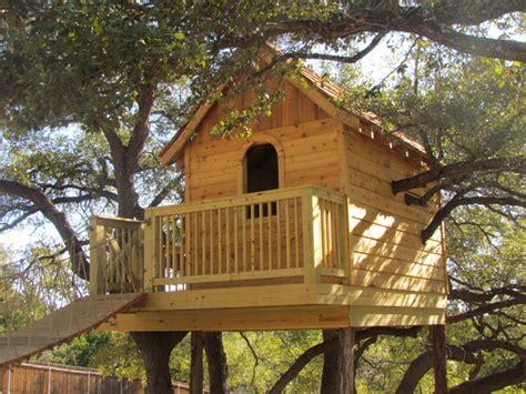 cedar shake tree house eclectic kids austin by heritage home builders