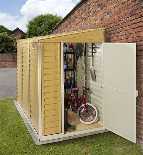 How To Build A Lean To Storage Shed by Lean To Shed Storage Storage Backyard And