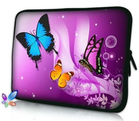 Pouch Hp Sarung Hp Butterfly sleeve pouch bag cover for 7 quot kindle tablet protector in covers cases