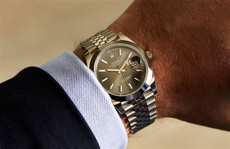Rolex Steel Datejust rolex oyster perpetual datejust 41 in steel on review