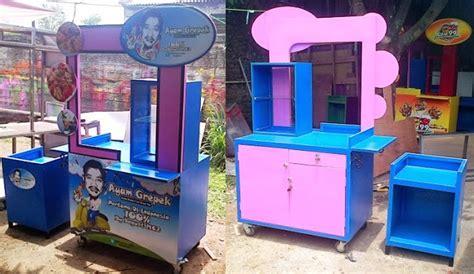 aplikasi desain gerobak gerobak ayam rp 3 200 000 jasa pembuatan gerobak desain