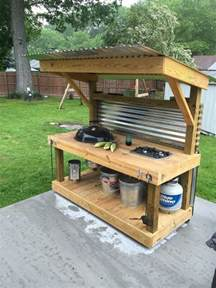Aus Outdoor Bbq Kitchens - interesting useful diy project ideas on how to use old pallets pallet wood projects
