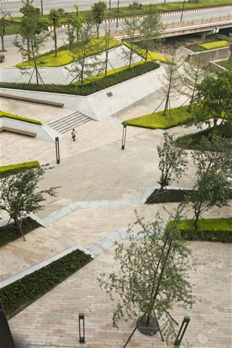 Mangkok Semir fantasia mixed use landscape chengdu fantasia and