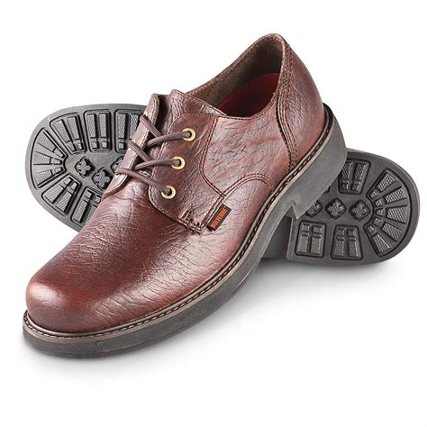 s wolverine 174 multishox 174 bison oxfords brown 187198