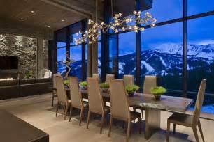 luxus len luxury ski resort in montana by len cotsovolos
