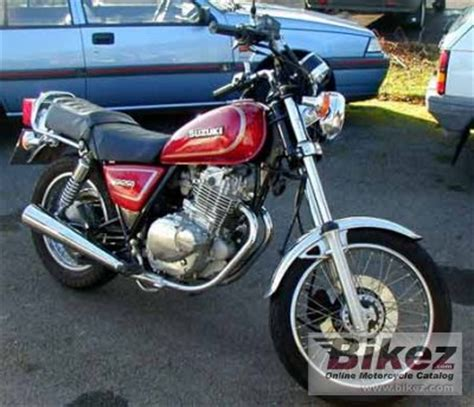 Suzuki Gn250 Specifications 1996 Suzuki Gn 250 Specifications And Pictures