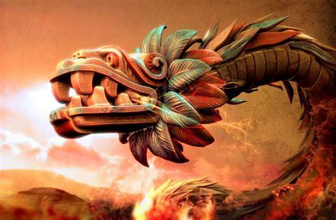 imagenes de dios quetzalcoatl serpiente emplumada kukulkan dioses olmecas