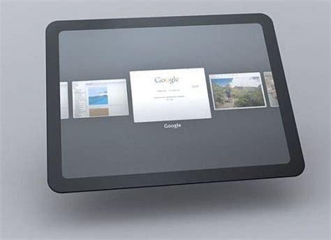Hp Apple Android tablet to take on hp s slate apple s supposedly runs android