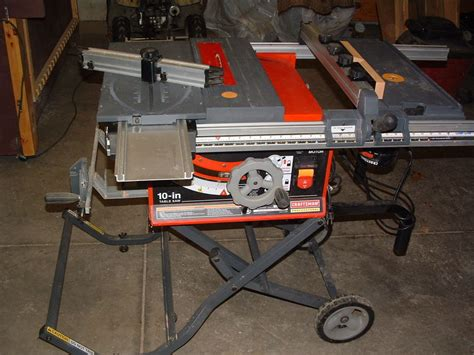 craftsman table saw review review craftsman professional series 315 218290 tablesaw
