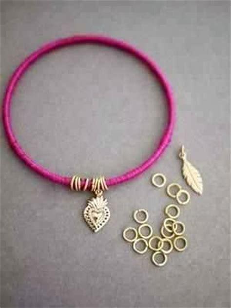 cara membuat gelang india cara membuat kerajinan tangan aksesoris wanita gelang 8