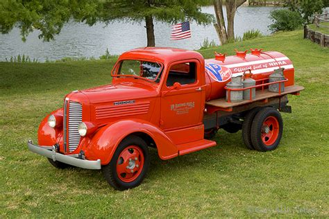 Trucker Do It On All Fours 1938 dodge re 30 1 5 ton four compartmen gary alan
