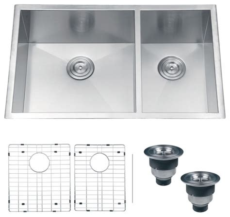 ruvati rvh7515 undermount 16 32 quot kitchen sink