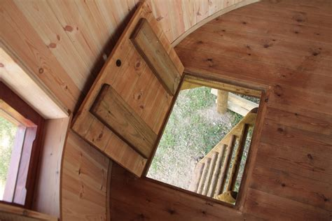 Ranch House Floor Plans With Basement ways of getting in and out of treehouses
