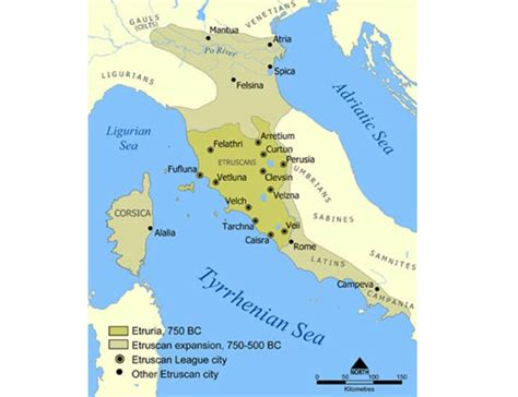 etruria ostia descubierta en italia tumba etrusca intacta con dos