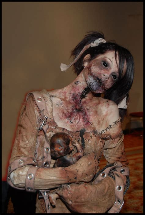 haunted doll costume 40 costumes will scare the living daylights out
