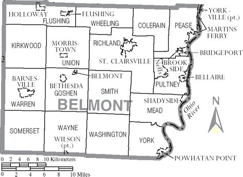 Ohio Birth Records 1800s Belmont County Ohio Familypedia Fandom Powered By Wikia