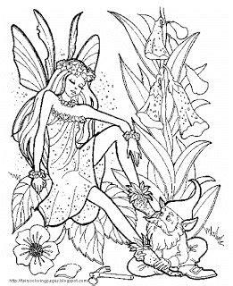 libro fairies coloring book an mejores 339 im 225 genes de f 233 es lutins farfadets et korrigans en duendecillos libros