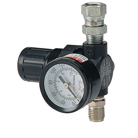air pressure regulator devilbiss harg510 air regulator assembly dv130015 devharg510