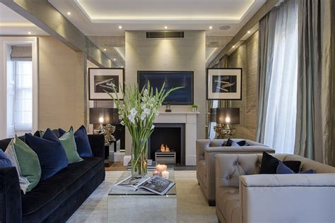 The Living Room W1 Heddon Mayfair Pied 224 Terre W1 Design Box Luxury