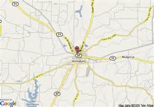 winnsboro map map of thee hubbell house winnsboro