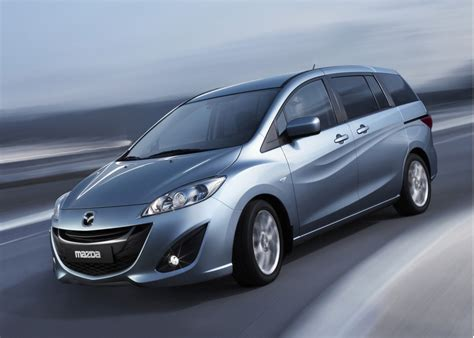 mazda new van preview mazda to show 2011 mazda5 minivan at geneva motor