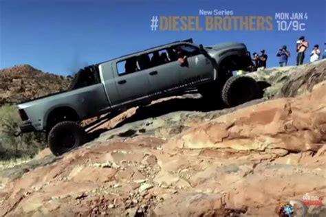 diesel brothers reviews diesel brothers season 1 discovery release date news