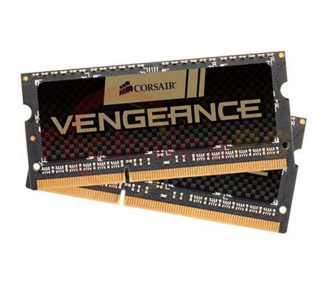 Memory Ram Ddr4 Sodimm Corsair Vengeance Cmsx16gx4m2a2400c16 2x8gb 1 corsair sodimm ddr3 16gb 2x8gb 1600mhz pc 12800