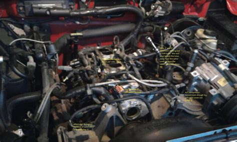 replace valve cover gaskets fuel rail gaskets