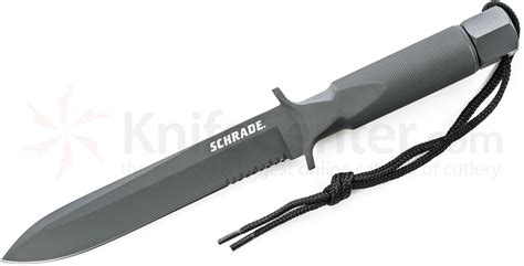 hollow handle knife schrade schf1 hollow handle survival special