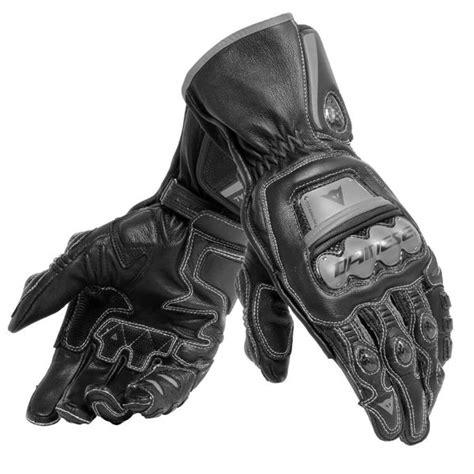 dainese full metal  motosiklet eldiveni siyah