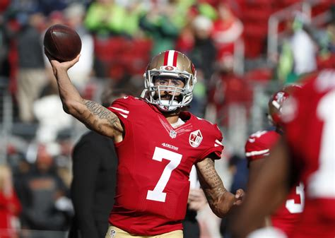 colin kaepernick colin kaepernick is still without a job but his jersey