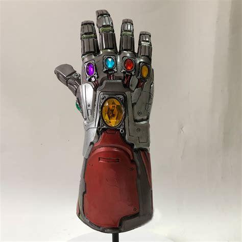 avengers endgame infinity gauntlet iron man series