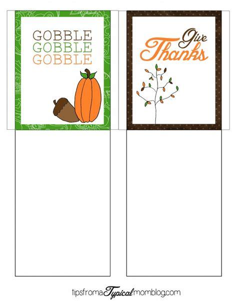printable thanksgiving utensil holder free thanksgiving dinner printables