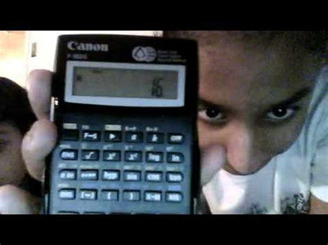 how to your to do cool tricks cool calculator tricks ssk