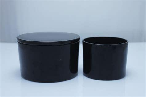 Candle Jars Wholesale Candle Jars Cylinder Black Candle Holder Wholesale