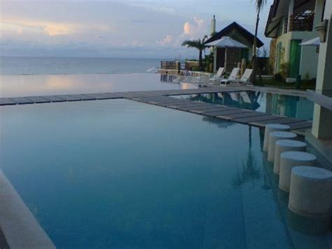 batangas infinity pool infinity pool at the of picture of acuatico
