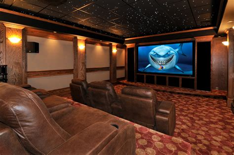 decorating ceiling for home theater pattern ceiling