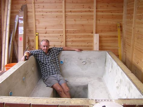 How To Build A Bathtub by Building A Tub