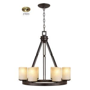 Hton Bay Alta Loma Chandelier Knock Chandeliers At Overstock Home Stories A To Z