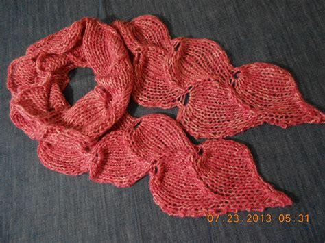 como tejer bufandas con agujas bufanda 2 agujas en hojas parte 1 de 3 youtube
