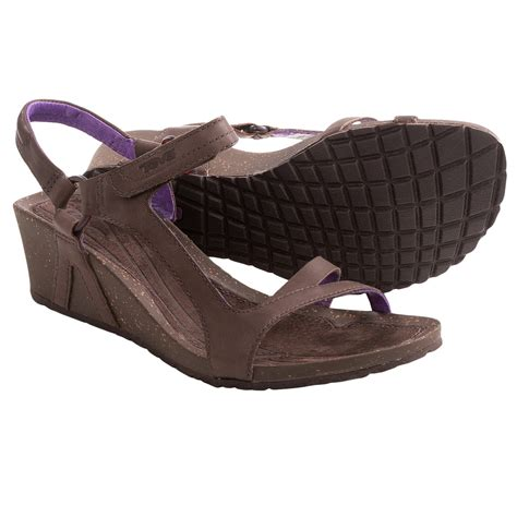 teva wedge sandals teva cabrillo universal wedge sandals for 7860a