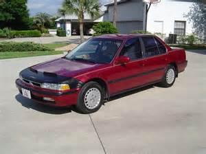 1991 honda accord 200 interior and exterior images