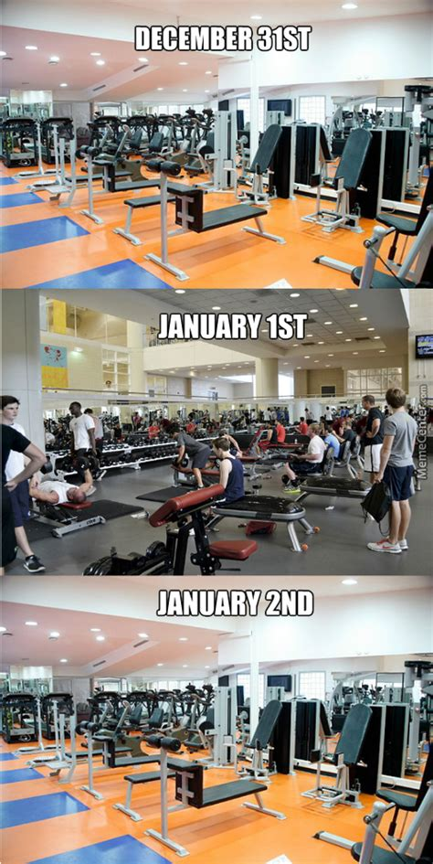 New Year S Gym Meme - gym workout new years resolution weights meathead uncle