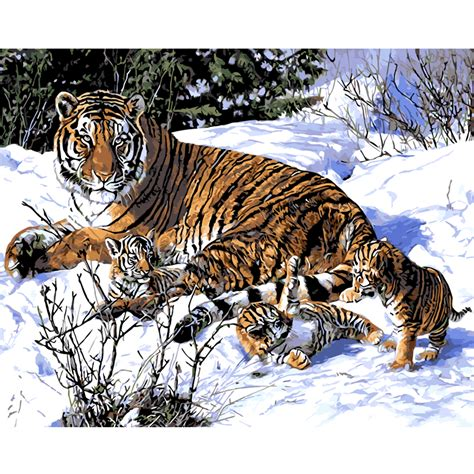 home interior tiger picture buy wholesale painting tiger from china painting tiger wholesalers aliexpress